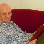 Jan Buch in Haltung