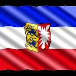 Landesflagge Schleswig-Holstein